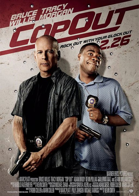 Cop Out Theatrical Poster