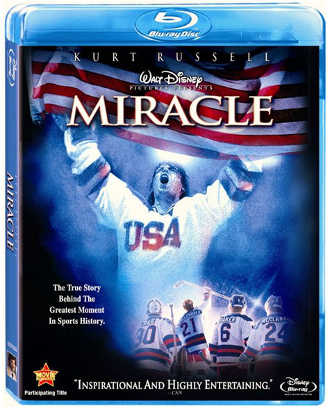 Miracle Blu-ray Cover Art