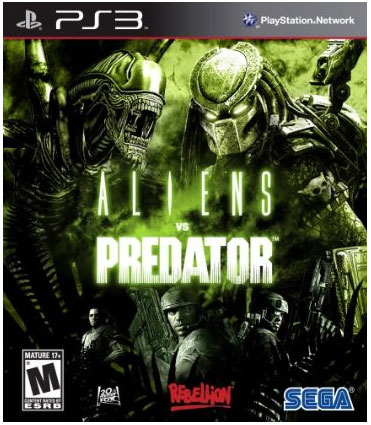 PS3's Aliens vs Predator