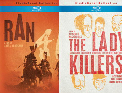 Blu-ray Contest Giveaway: Ran & The Ladykillers