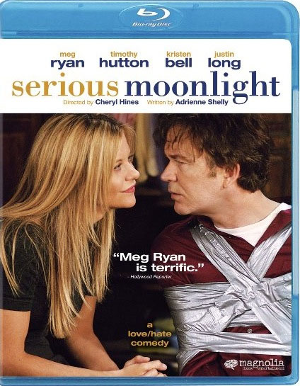 Serious Moonlight Blu-ray Cover Art