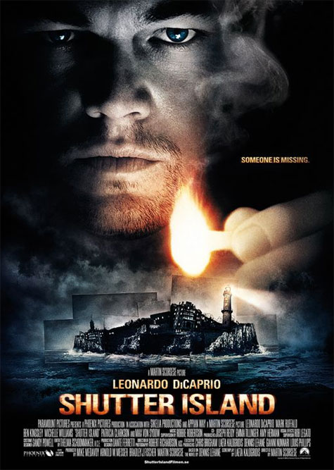 Shutter Island Theatrical Poster