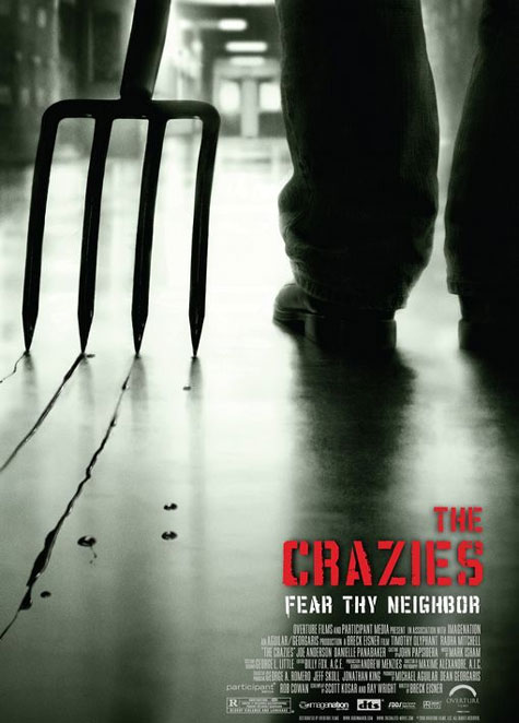 The Crazies Theatrical Poster