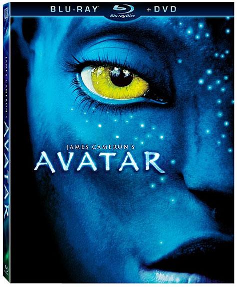 Avatar on Blu-ray!