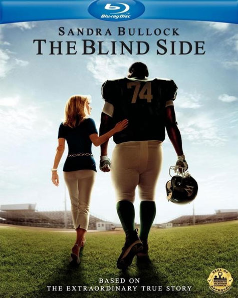 Click Here to Pre-order The Blind Side on Blu-ray today!