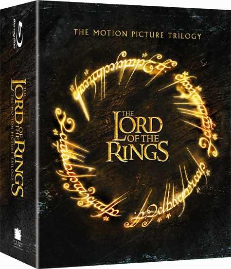 Pre-order Lord of the Rings today!