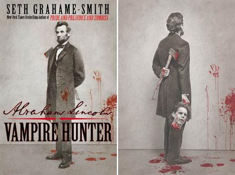 Abraham Lincoln: Vampire Hunter Cover Art