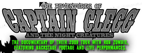 Click Here to Pick up The Adventures of Captain Clegg on DVD