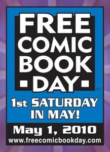 Comic Book Day 2