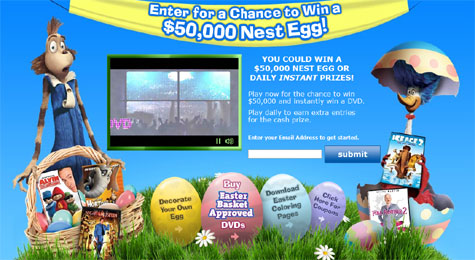 Fox/MGM Easter Promo