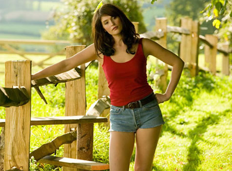 The beautiful Gemma Arterton in Sony's 'Tamara Drewe'