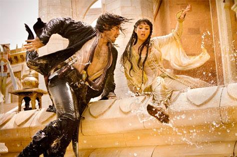 Gemma Arterton in Disney's Prince of Persia
