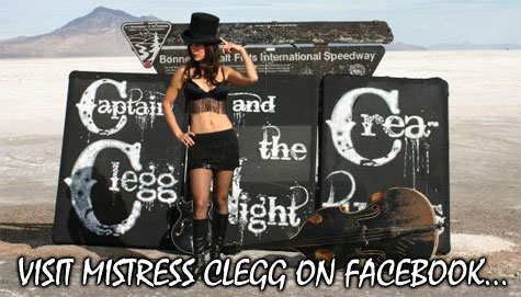 Click Here to Visit Mistress Clegg on Facebook