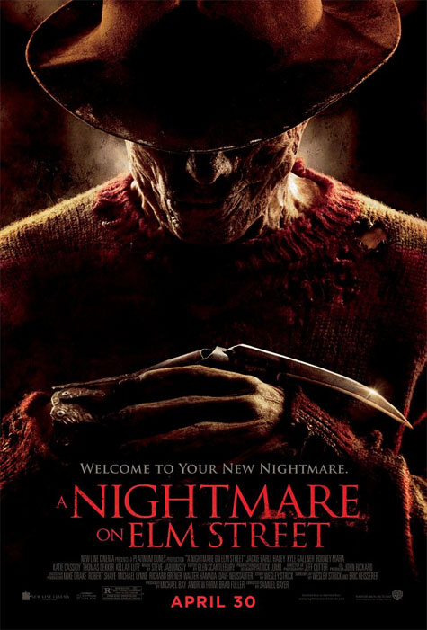 A Nightmare on Elm Street Theatrical Poster