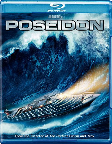 Poseidon Blu-ray Cover Art