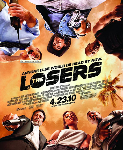 The-Losers-Posters