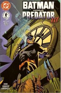 batman vs predator III