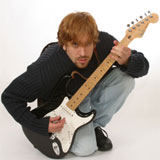 Brian White circa 2003 ShockSpiritLove Days