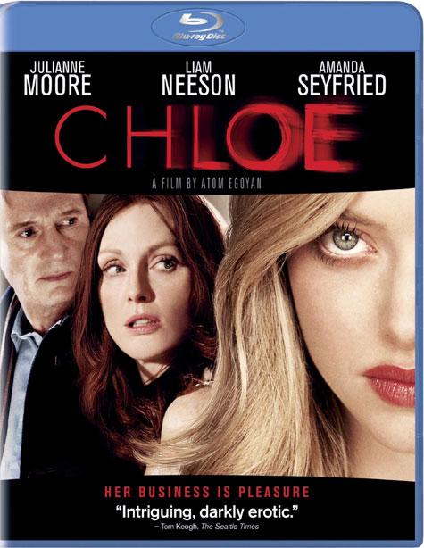 Chloe Blu-ray Cover Art
