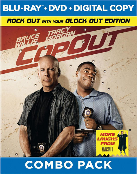 Cop Out Blu-ray Cover Art