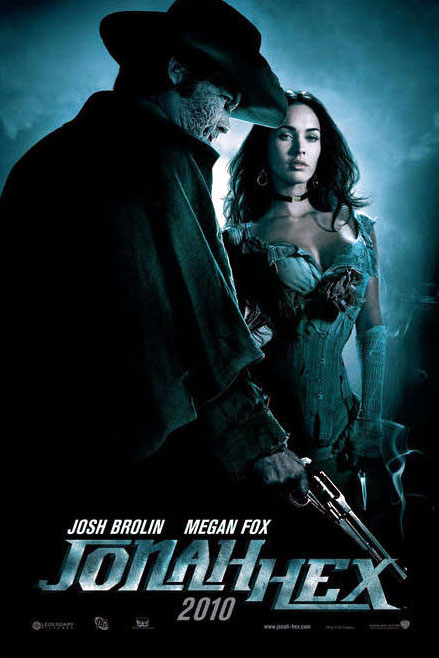 Jonah Hex Theatrical Poster