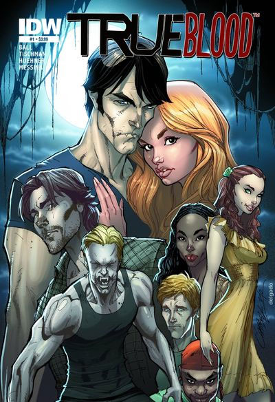 True Blood - Issue #1
