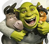 shrek square