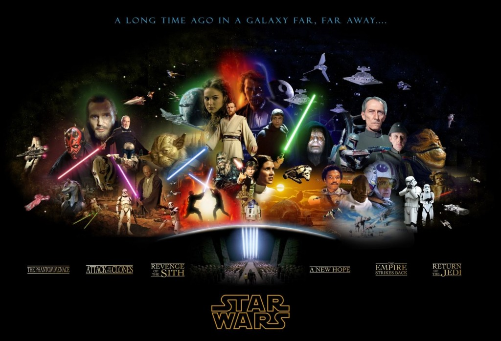 The Future Is Always In Motion New Details On The Star Wars Saga S Blu Rays Updated With Cover Art At Why So Blu