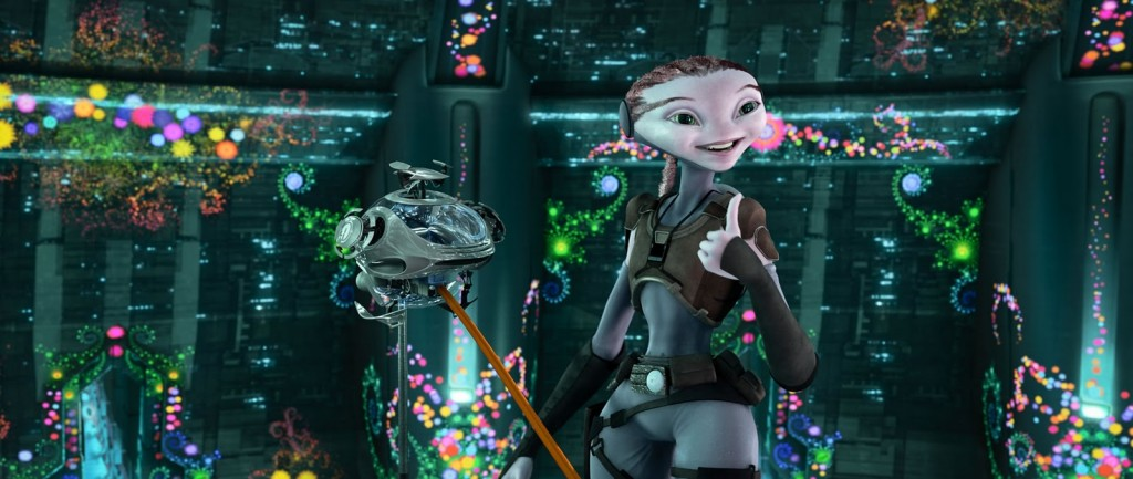 Mars Needs Moms 2D/3D (Blu-ray Review) at Why So Blu?