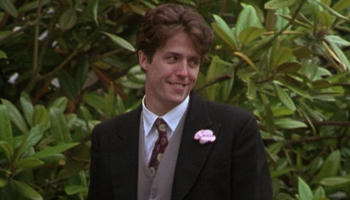 Four Weddings And A Funeral Blu Ray Review At Why So Blu