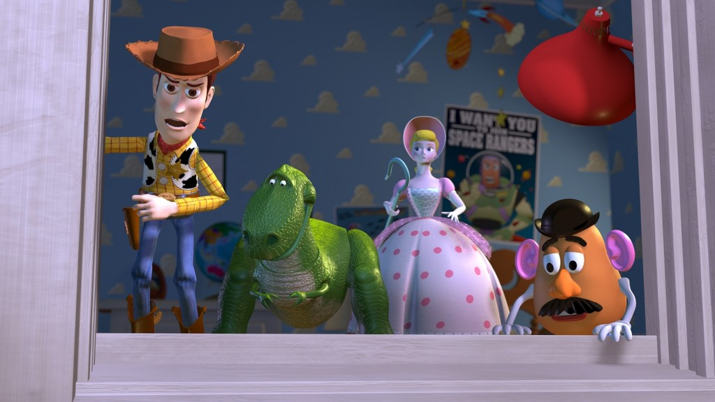 Toy Story 3D / 2D (Blu-ray Review) at Why So Blu?