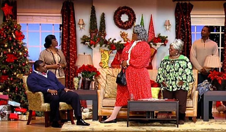 A Madea Christmas: The Play (Blu-ray