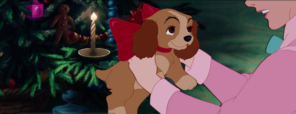Lady And The Tramp Diamond Edition Blu Ray Review At Why So Blu