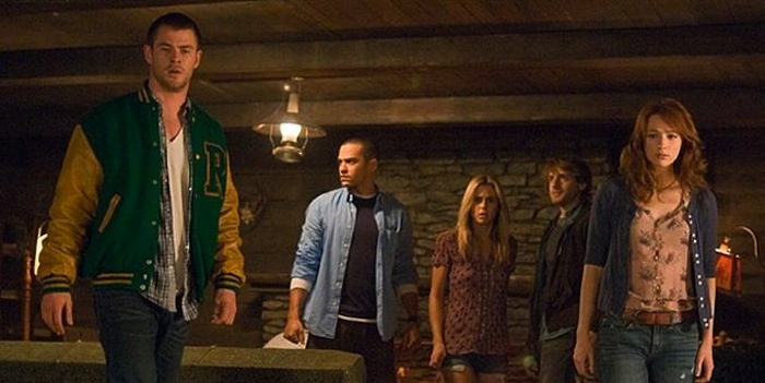 SXSW Film Festival: 'The Cabin in the Woods' (Movie Review) at Why ...