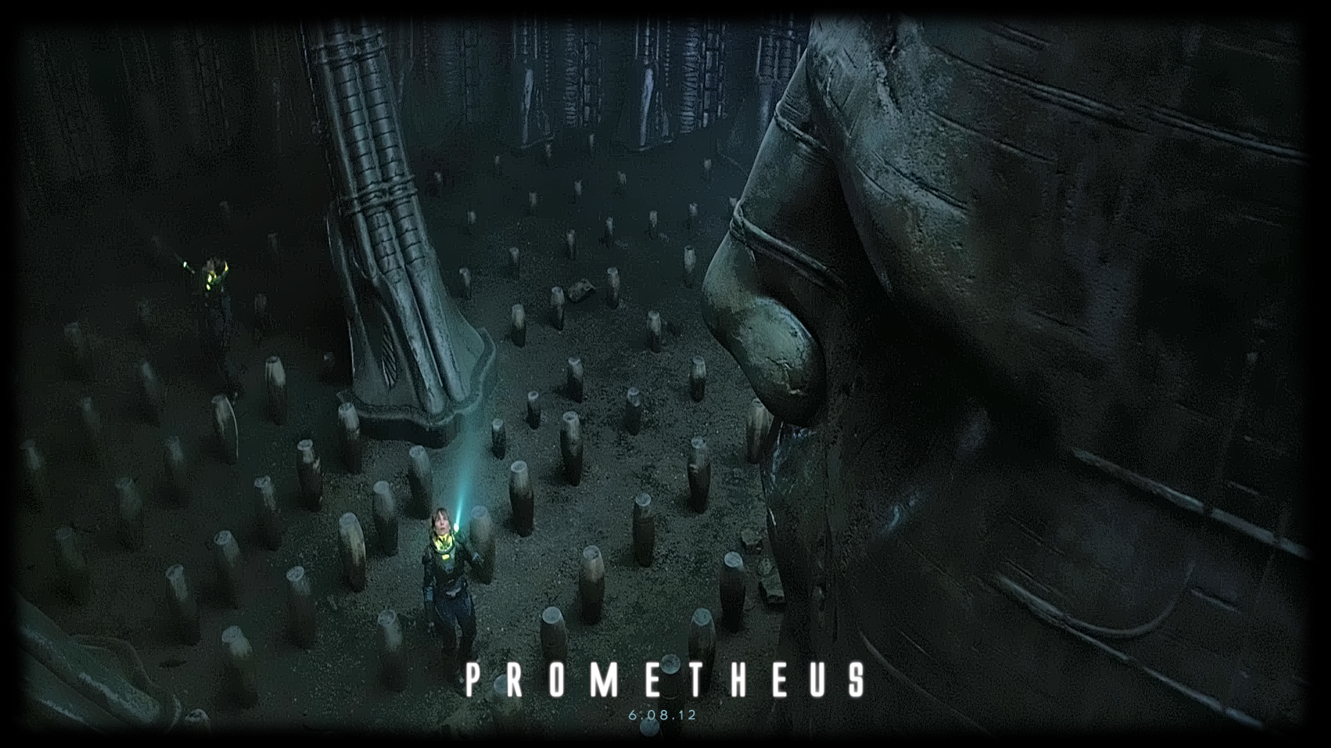 Prometheus Tastes Great Less Filling Movie Review At