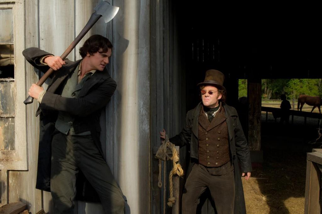 Abraham Lincoln Vampire Hunter Blu Ray Review At Why So Blu