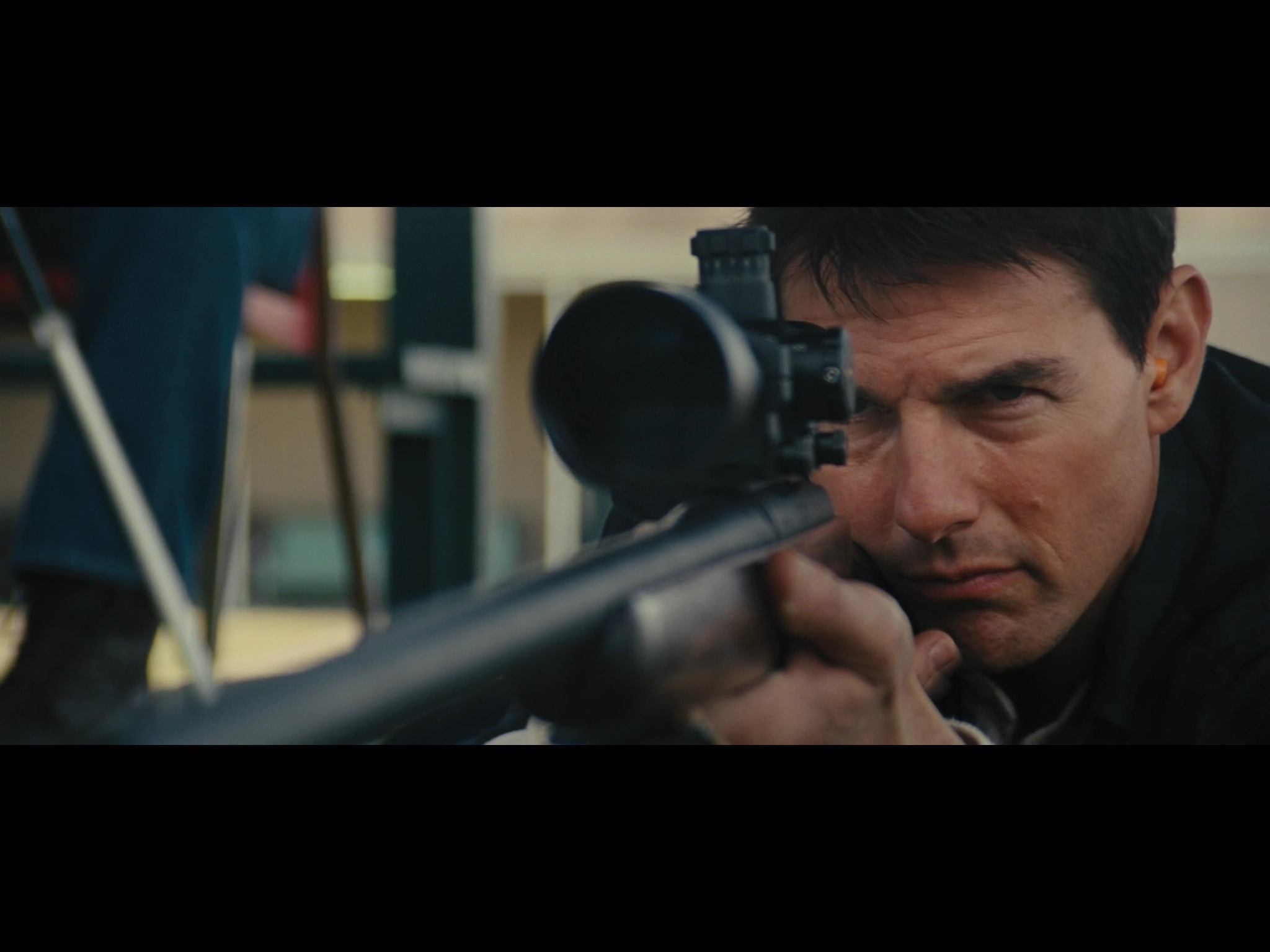 Jack Reacher (Blu ray Review) at Why So Blu?