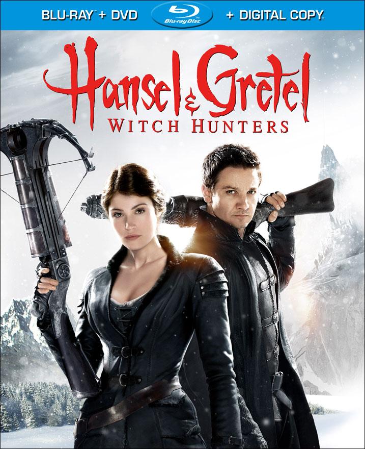 Hansel & Gretel Slay The Blu-ray Format on June 11th