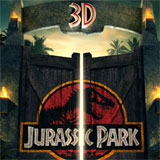 Jurassic Park 3D (Movie Review)