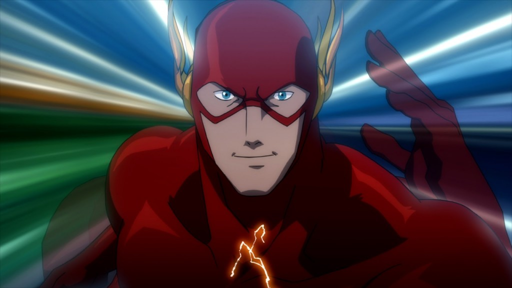 Justice League Flashpoint Paradox