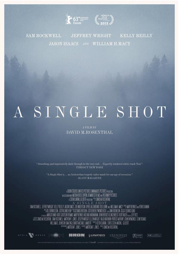 a single shot poster whysoblu