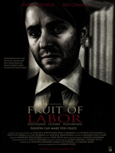 fruit of labor poster