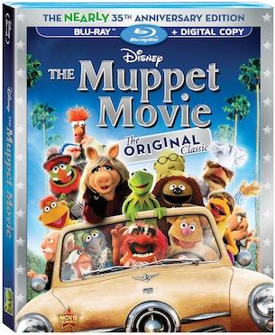 Muppet Movie BD art