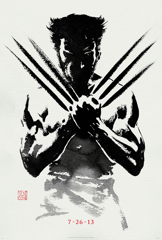 TheWolverine_poster