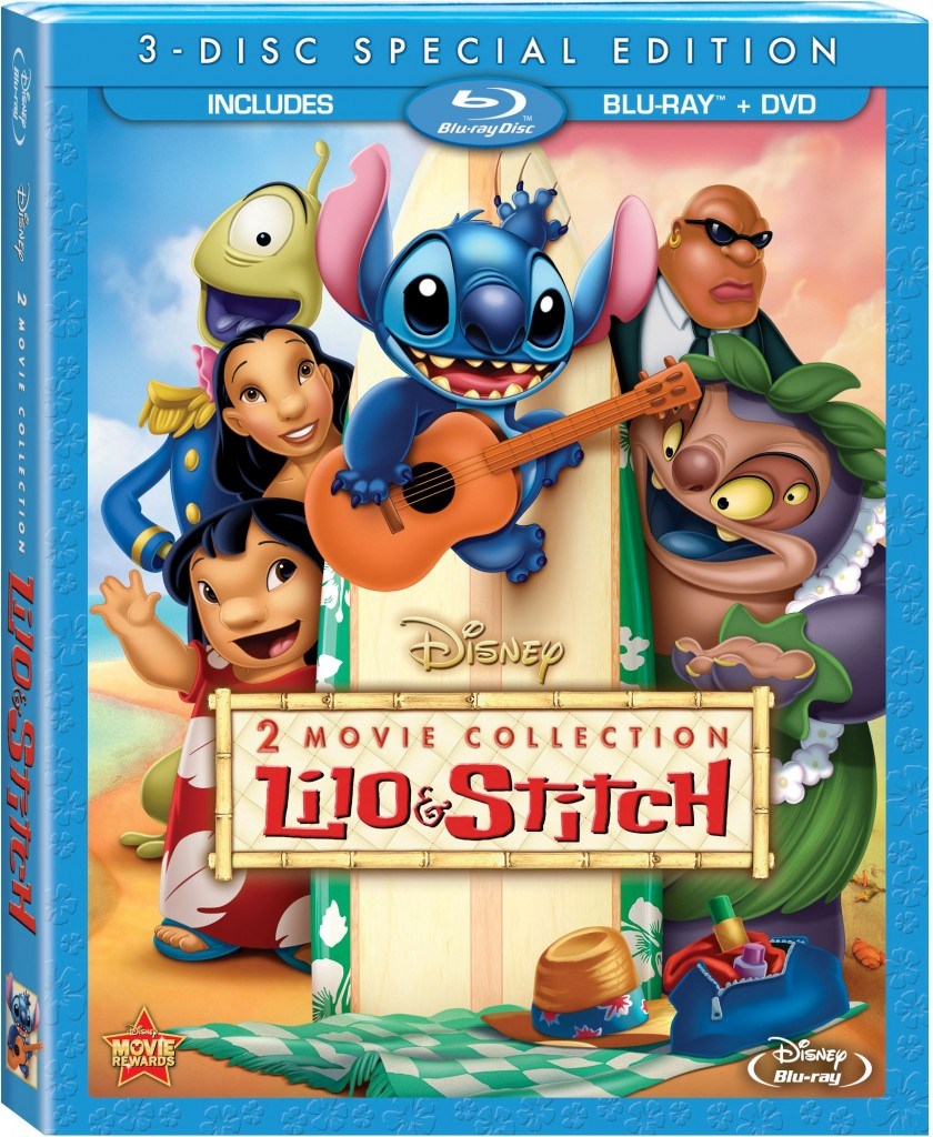 LiloAndStitch_2Movie_Box Art