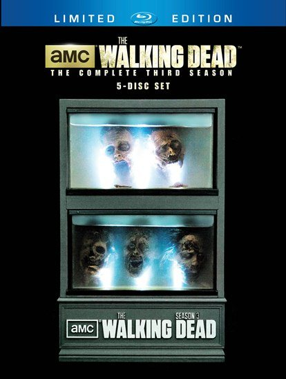 The Walking Dead Season 3 Special