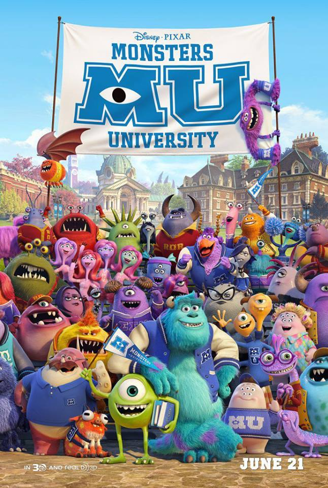 monsters university whysoblu poster