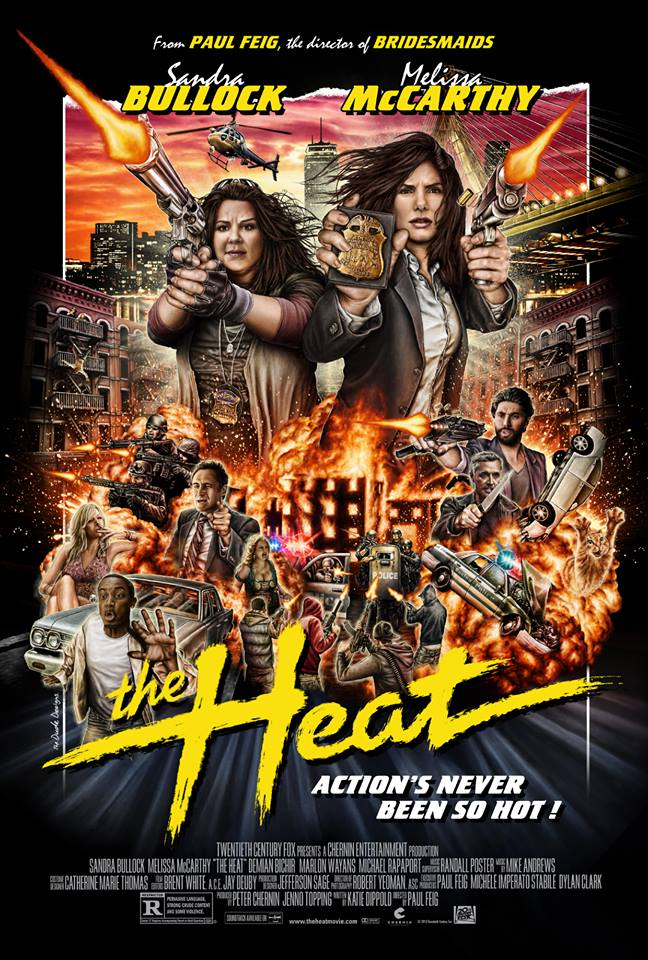 the heat whysoblu poster