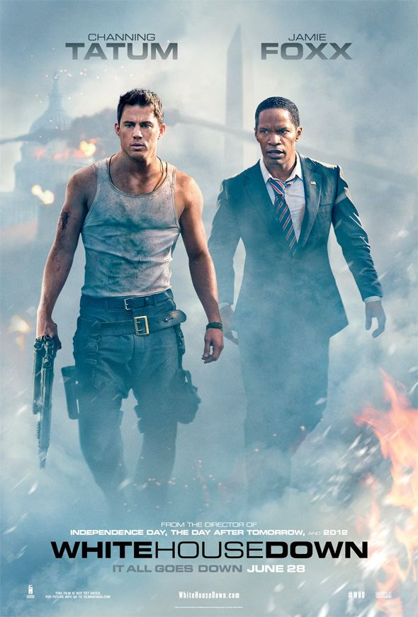 white house down whysoblu poster