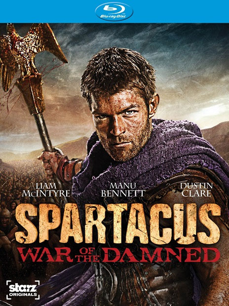 Spartacus-War-of-Damned-Blu-ray